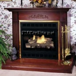 Comfort Glow full size total control vent less fireplaces and vent less fireplace accessories